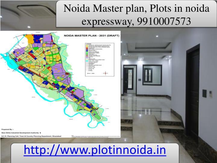 Noida Master plan, Plots