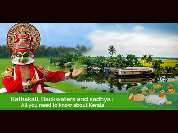 Kathakali backwaters and sadhya all you need to know about kerala