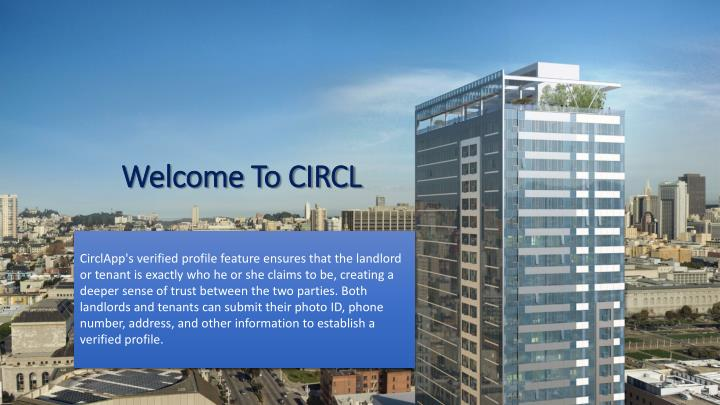 Welcome To CIRCL