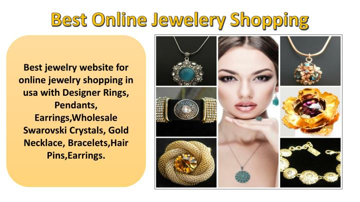 Best Online Jewelery Shopping