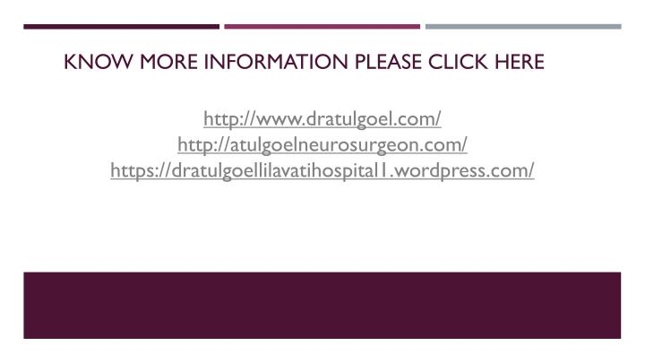 http://www.dratulgoel.com