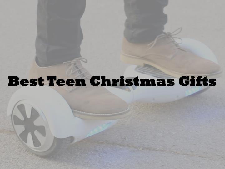 Best Teen Christmas