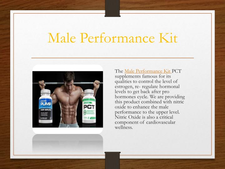 Male Performance Kit
