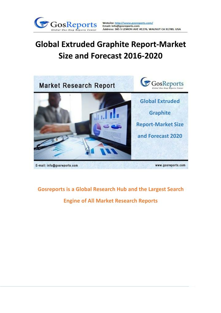 Global Extruded Graphite Report-Market