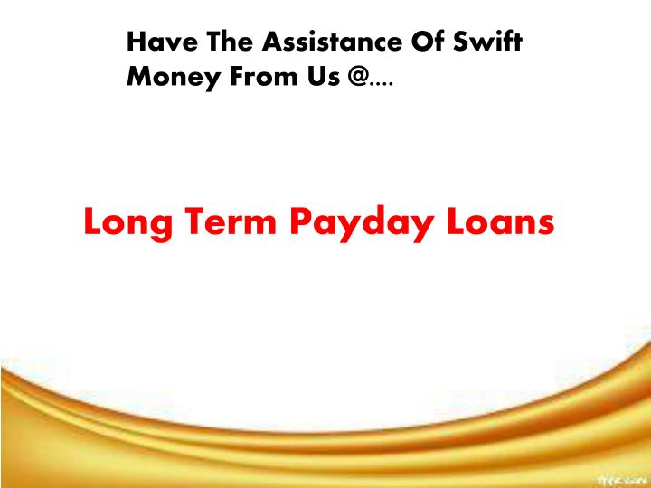 Have The Assistance Of Swift Money From Us @....