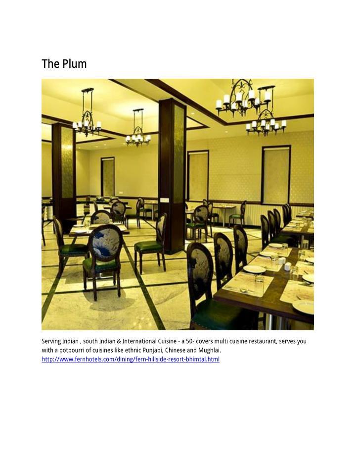 The Plum