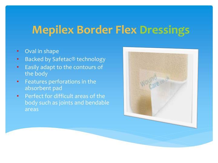 Mepilex Border Flex
