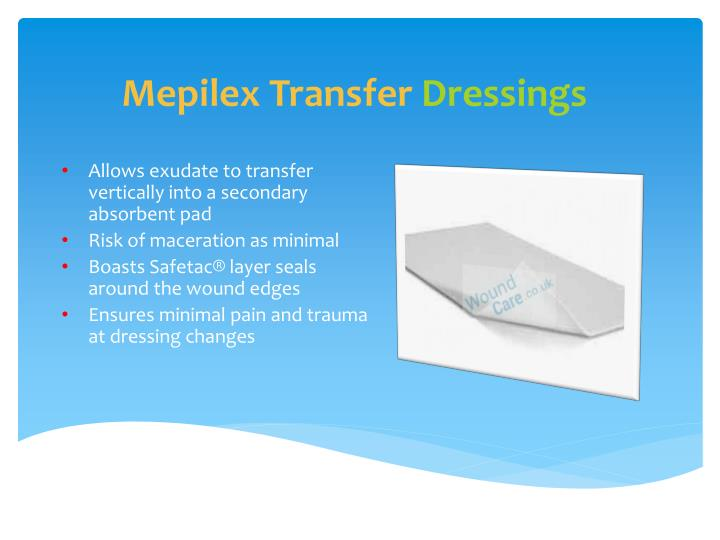 Mepilex Transfer