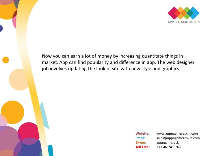 Now you can earn a lot of money by increasing quantitate things in