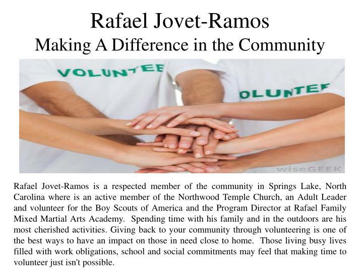 Rafael Jovet-Ramos