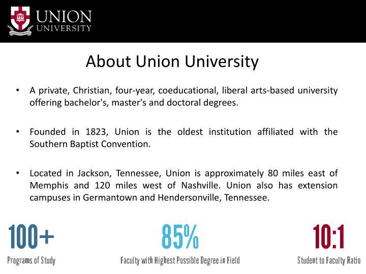 About Union University