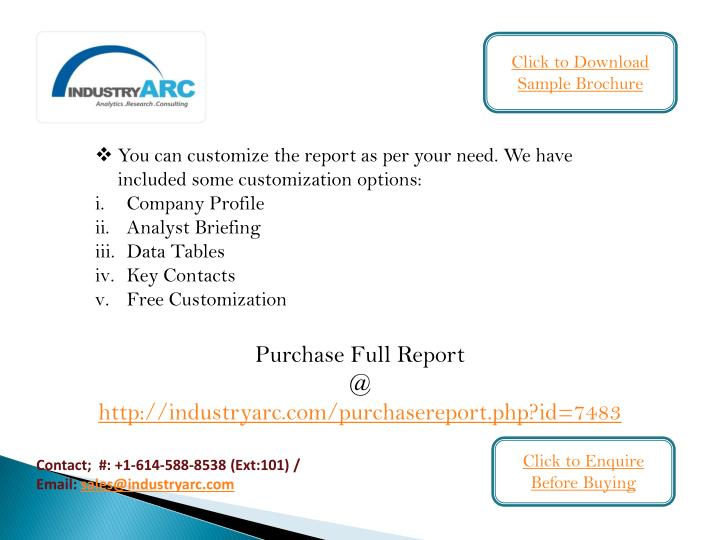 Click to Download Sample Brochure