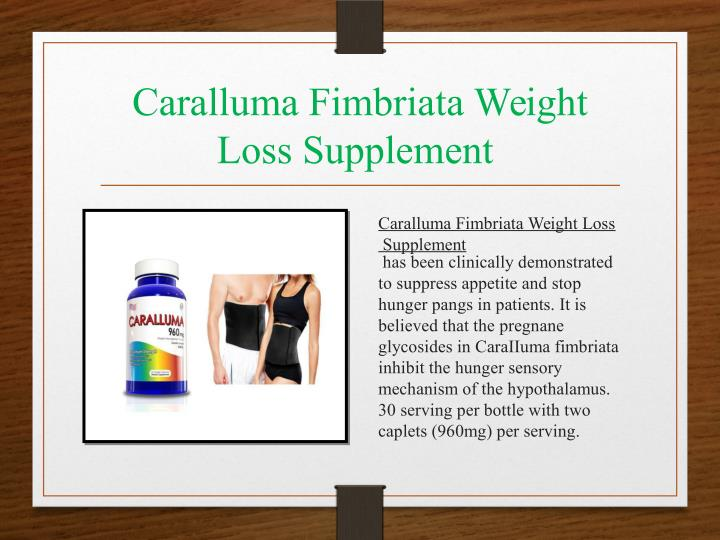 Caralluma Fimbriata Weight