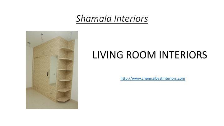 Shamala Interiors