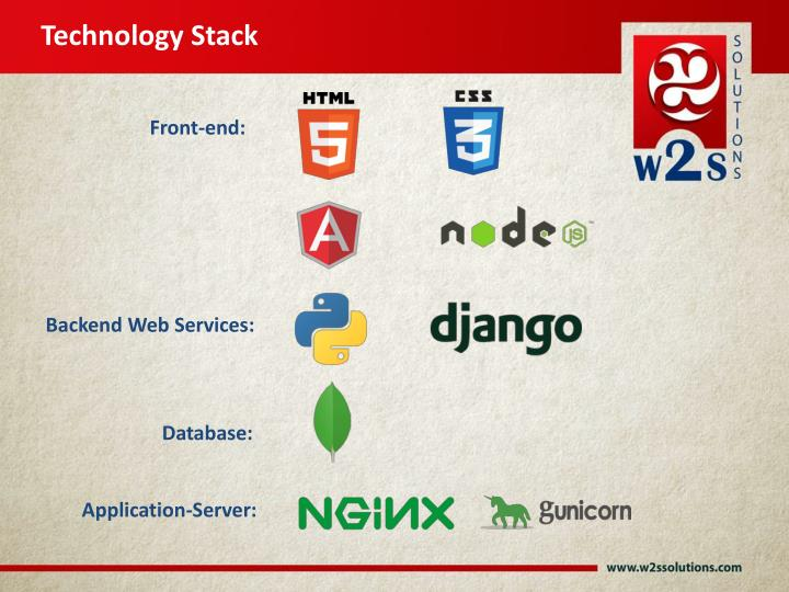 Technology Stack
