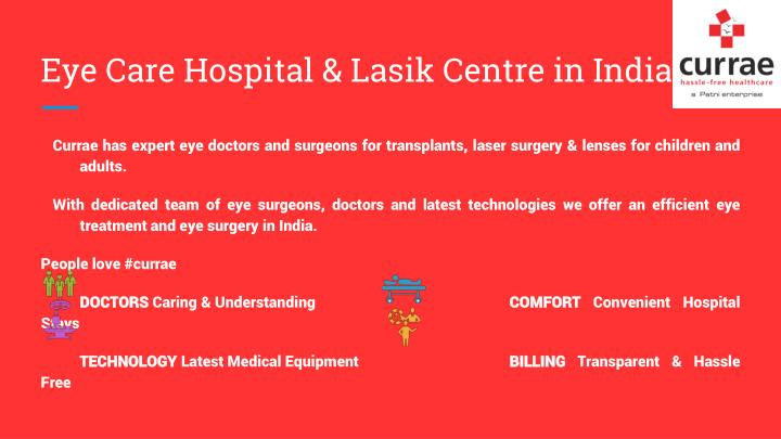 Eye Care Hospital & Lasik Centre in India
