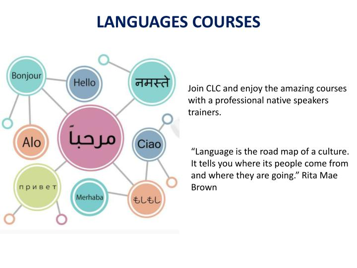 LANGUAGESCOURSES