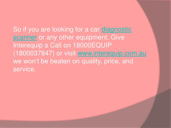 So if you are looking for a car