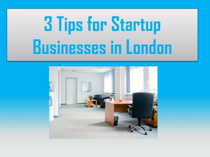 3 Tips for
