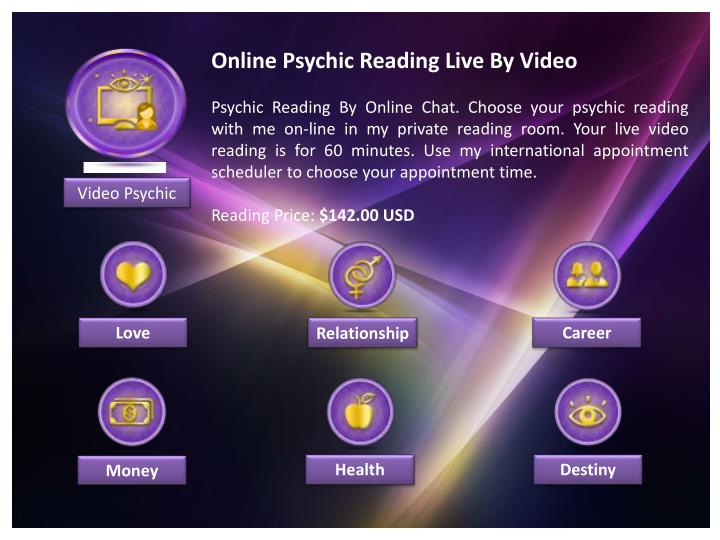 Online Psychic Reading Live By Video