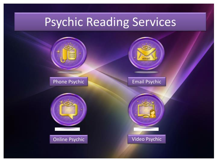 Psychic Reading Services