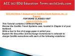 acc 562 edu education terms acc562edu com10