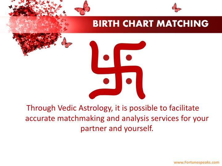 BIRTH CHART MATCHING
