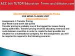 acc 568 tutor education terms acc568tutor com6