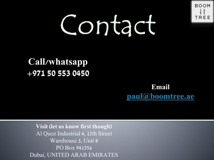 Call/