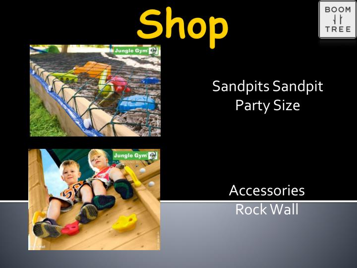 Sandpits Sandpit Party Size