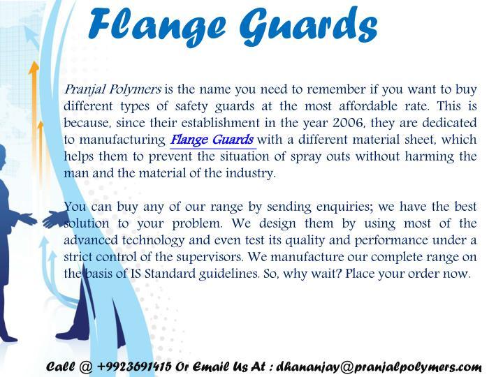 Flange Guards
