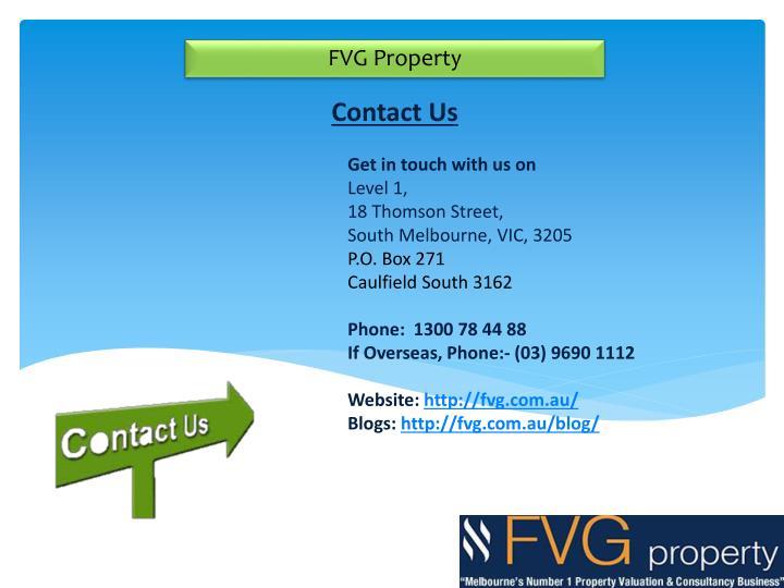 FVG Property