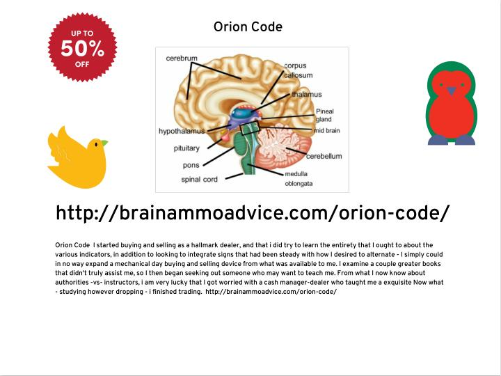 Orion Code