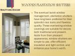 wooden plantation shutters1