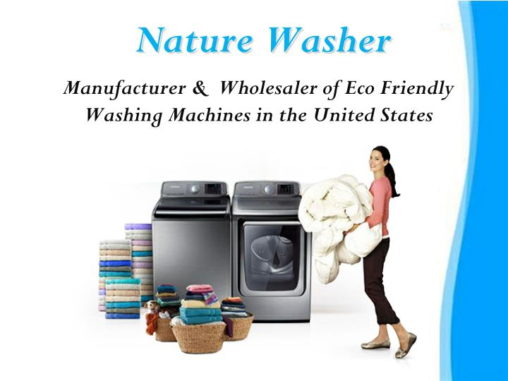 Nature Washer