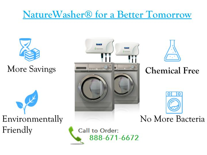 NatureWasher® for a Better Tomorrow