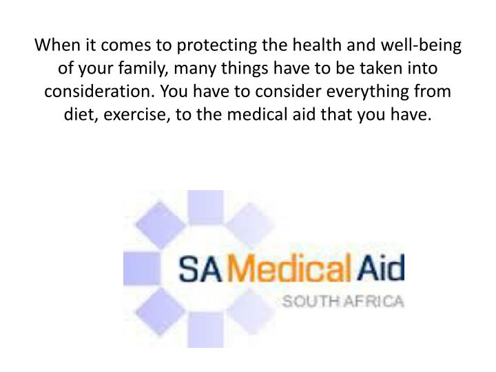 When it comes to protecting the health and well-being of your family, many things have to be taken i...