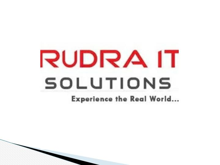 Oracle apps financials online training course in india rudraitsolutions