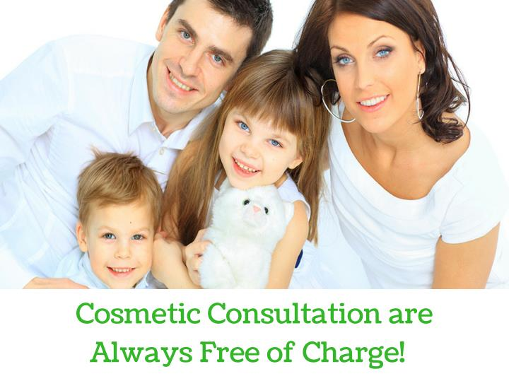 Cosmetic Consultation are