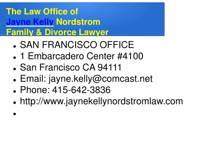 The Law Office of