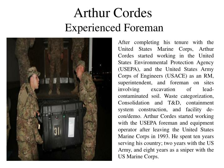 Arthur Cordes
