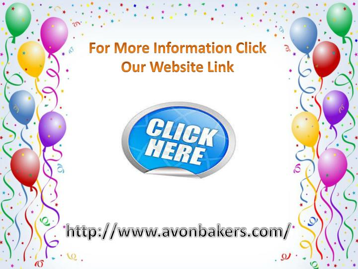For More Information Click Our Website Link