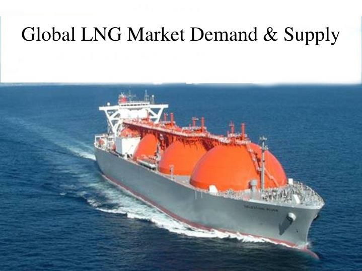 Global LNG Market Demand & Supply