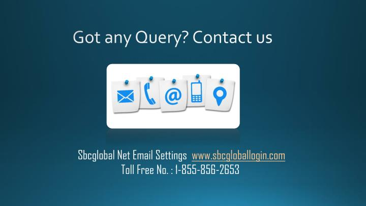 Got any Query? Contact us