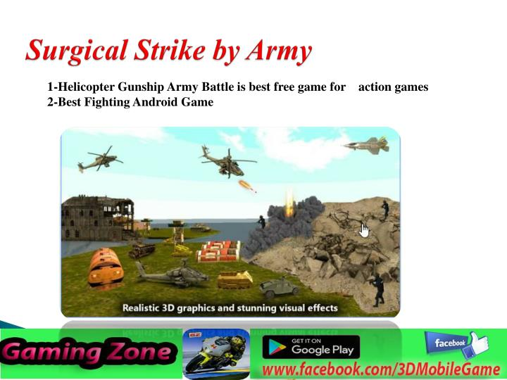 Surgical Strike by Army