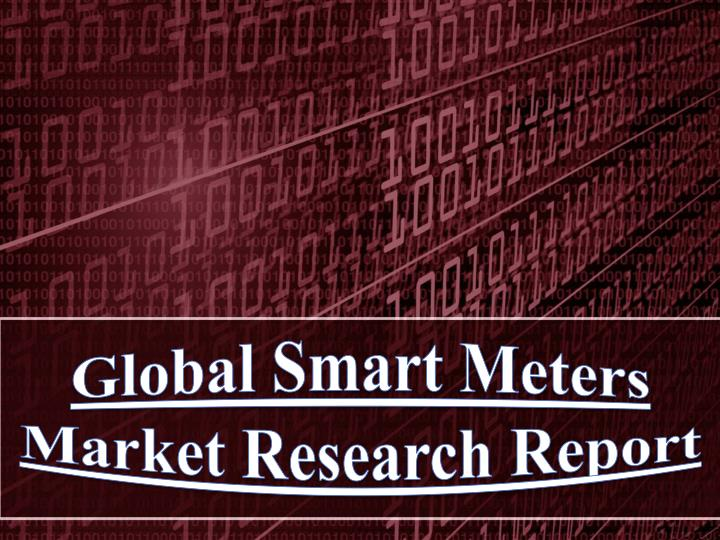Global smart meters market research report
