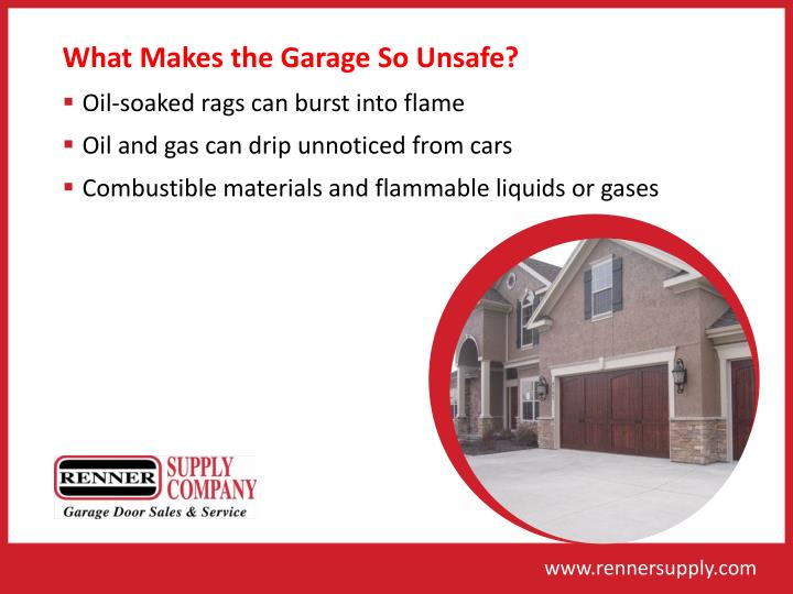 What Makes the Garage So Unsafe?