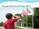 happy memorial day 20171