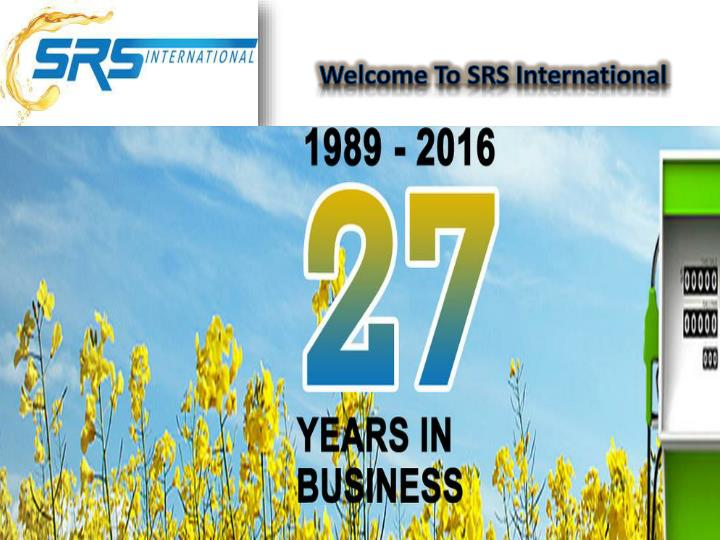 Welcome To SRS International