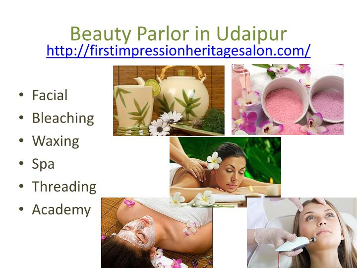 Beauty parlor in udaipur